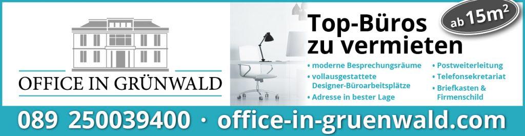 Office in Grünwald