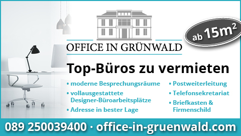 Office in Grünwald